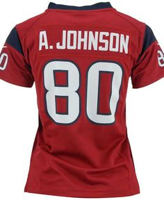 Nike Kids  Andre Johnson Houston Texans Game Jersey Houston Texans Game 8693a0d58