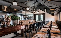 The best cafe, bar and restaurant interiors of the year: Shortlisted: best cafe design  The Incinerator by Acme & Co.
