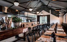 일년 중 가장 좋은 카페, 바, 레스토랑 인테리어 - 보그 거주