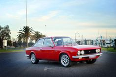 Fiat 124 Sport Coupe – SK-Bass