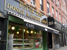 Peter Pan Donut & Pastry Shop - Greenpoint, Brooklyn