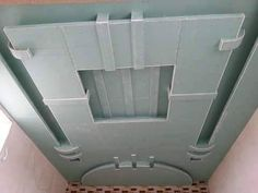 Gypsum Ceiling Design, House Ceiling Design, 3d Model Architecture, Board Decoration, Bob, Bedroom, Bob Cuts, Bedrooms