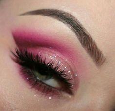 cute natural makeup looks dark skin Black Smokey Eye Makeup, Pink Eyeshadow Look, Makeup Is Life, Beauty Makeup, Makeup Looks, Beauty Tips, Makeup Inspo, Makeup Inspiration, Makeup Ideas