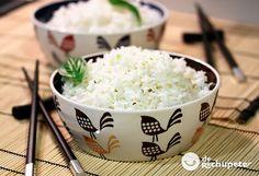 Cómo hacer arroz basmati. Receta paso a paso