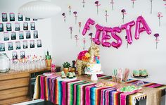 Fiesta 2nd birthday