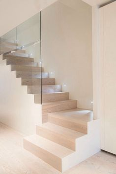 Increase light and space in small Victorian houses by changing stairs and using glass