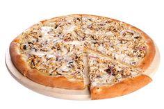 Курица по-дижонски 30см за 290р. - доставка пиццы в Кемерово из ресторана Фарфор