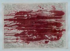 Vladimir Boudnik Abstract Art, Paintings, Artwork, Inspiration, Artists, Red, Paint, Kunst, Biblical Inspiration