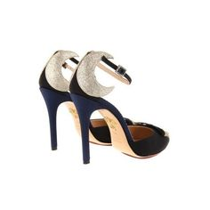 9aeba4cd616f Charlotte Olympia  Astrid  court shoes  gt  gt  Shoeperwoman ❤ liked on  Polyvore