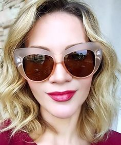 90573f2403 Oversized STELLA Exaggerated Cat Eye Pin UP Girl Big Large Sunglasses  Glasses XL  Fashion