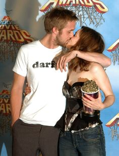 Pin for Later: 17 Old-School Celebrity Couples to Be For Halloween Ryan Gosling and Rachel McAdams
