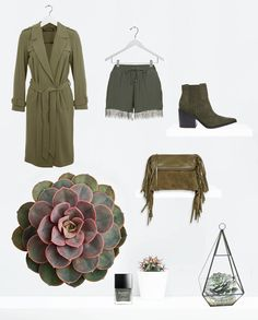 abbzzw | personal style and lifestyle blog: craving: succulent khaki