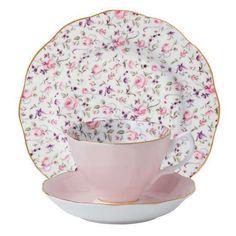 Collezione Royal Albert - Servizio da tavola Rose Confetti