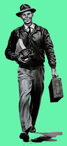 The Telephone Man