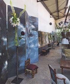 BLUE BAROQUE: HOUSE TOUR | La casa dove la realtà si intreccia con l'immaginazione