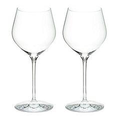 Waterford Crystal Elegance Handmade Pair of Glasses