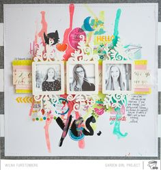 Inspired: YES! by Wilna - Scrapbook.com