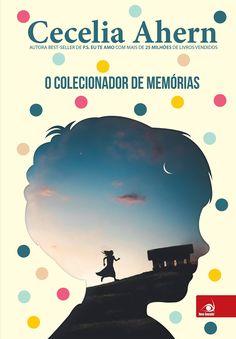 Editora Novo Conceito lançará, O Colecionador de Memórias, de Cecelia Ahern