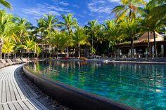 La piscine du Mauricia