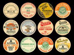 Milk caps