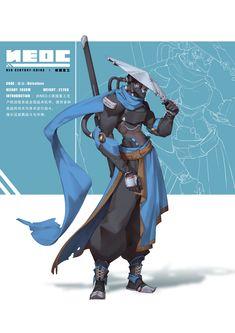 Fantasy Character Design, Character Design Inspiration, Character Concept, Character Art, Robot Concept Art, Armor Concept, Robot Art, Cyberpunk Character, Cyberpunk Art