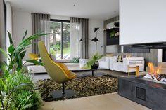 Project Claude cartier Décoration MOROSO - ARKETIPO - EDITIONS SERGE MOUILLE - GLAS ITALIA -NANIMARQUINA - PORRO - LINDELL & CO - LIVING ROOM - Salon - House - Photo : Erick Saillet