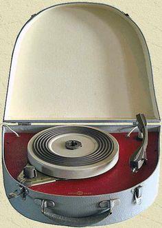 BSR Dixiegram  1959