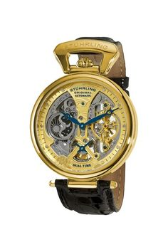 Men's Emperor's Grand DT Watch on HauteLook matching, one for me and one for jhustin