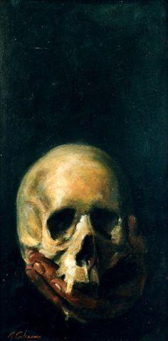 The Skull  by Alejandro Cabeza