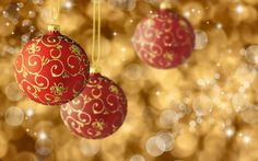 Christmas Ornaments Wallpapers 15