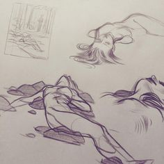 Trying to figure out a drawing. #sketch #thumbnail #idfracture