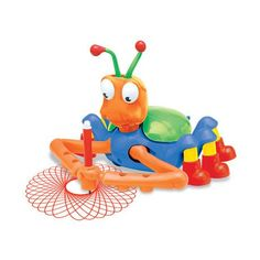 Doodle Bug Spiral Art Drawing Robot - List price: $49.00 Price: $28.95