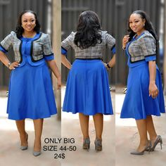 Church Dresses, Church Outfits, Office Outfits, Office Wear, Women's Dresses, Formal Dresses, African Formal Dress, African Attire, African Wear