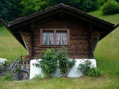 Lungern-Schönbüel - traditional Swiss Chalet