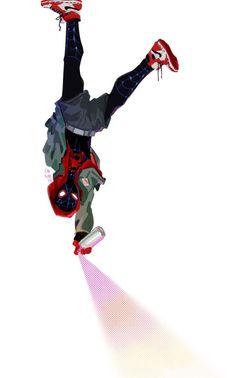 Black Spiderman, Spiderman Spider, Spider Gwen, Amazing Spiderman, Man Wallpaper, Marvel Wallpaper, Marvel Art, Marvel Comics, Marvel Universe