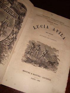 Lucia Avila (Viagens Involuntarias) | Vitantiqua - Antiquário / Livreiro