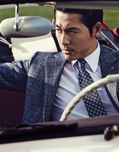 BRUNO BAFFI & INDIAN Spring 2016 Ad Campaigns Feat. Jung Woo Sung | Couch Kimchi