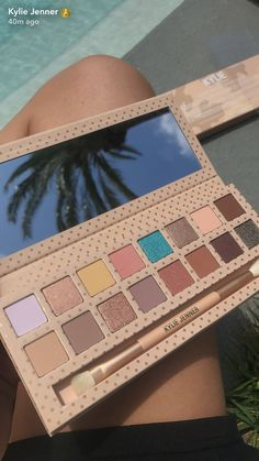 KYLIE Cosmetics Vacation Palette