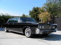 1964 Imperial Crown Limousine by Ghia Chrysler Limousine, Imperial Crown, Chrysler Imperial, American Classic Cars, Sweet Cars, Plymouth, Cadillac, Cool Cars, Dodge