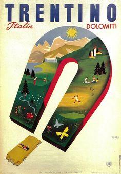 Manifesto pubblicitario (1950)