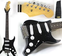 Guitar Blog: GrassRoots GR-PGG 3TS electric travel guitar