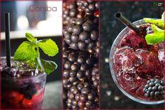 Cohiba Blackberry, Acai Bowl, Urban, Fruit, Drinks, Breakfast, Food, Acai Berry Bowl, Drinking