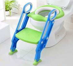 Other Sweet-Tempered Karibu Chair With Tray Sitting Up Chair Colour Green And Used