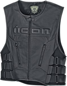 Regulator D3o Vest - Black | Products | Ride Icon