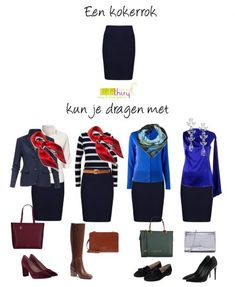 De kokerrok - het ideale kledingstuk voor in je basisgarderobe
