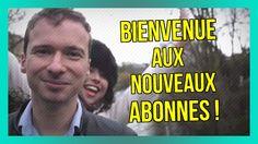 Bienvenue aux nouveaux abonnés ! :) : https://www.youtube.com/watch?v=uk_c9pUUl_U&list=PLlNaq4hbeacQso7BcO89UKoc9r0qh5kCL :) #Nouveaux #Abonnés