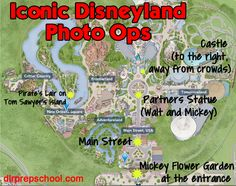 In addition to characters, here are the 5 best photo ops at Disneyland.