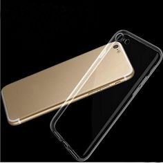 Super Thin Soft TPU Cover For Apple iphone 7 Case Silicone Phone Cases For Apple iphone 7 Plus Coque Transparent phone Cases