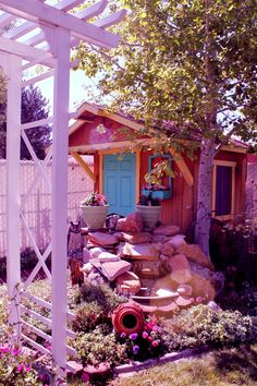 Quick Peek Behind the Scenes at Our Upcoming Yard of the Week | The Payson Chronicle