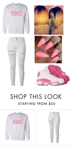 """"""""""" by lexiswagg on Polyvore featuring Frame Denim"""